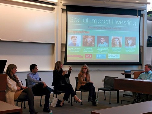 Social Impact Investing: An Exercise in Efficiency